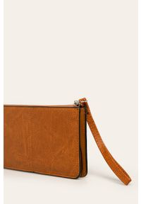 Brązowy portfel ANSWEAR