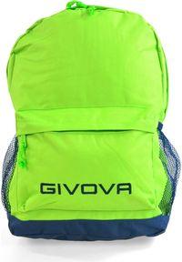 Givova Plecak sportowy Zaino Scuola 21.7L zielony (G0514-0034). Kolor: zielony. Styl: sportowy