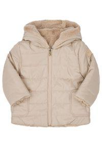 Beżowa kurtka Mayoral na zimę #2