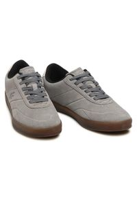 4f - 4F Sneakersy D4L21-OBML200 Szary. Kolor: szary
