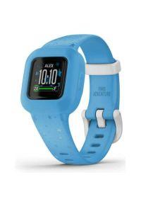 Niebieski zegarek GARMIN smartwatch