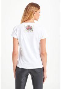 T-shirt Patrizia Pepe na co dzień, casualowy