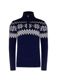Niebieski sweter Dale of Norway