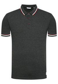 Only & Sons Polo Cilas 22013661 Czarny Regular Fit. Typ kołnierza: polo. Kolor: czarny