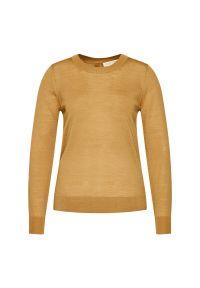 Brązowy sweter Michael Kors