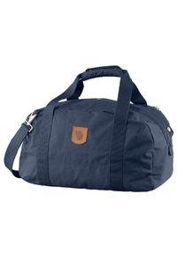 Niebieski plecak Fjällräven