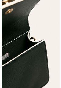 Czarna listonoszka Pieces mała, na ramię #5