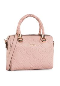 Różowa torebka klasyczna Liu Jo na ramię