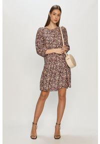Haily's - Sukienka. Materiał: materiał. Długość rękawa: długi rękaw