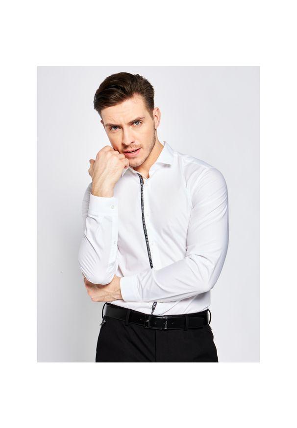 Biała koszula Hugo