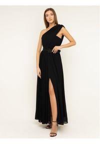 Czarna sukienka wieczorowa Silvian Heach