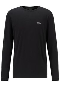BOSS - Boss Longsleeve Togn 50399925 Czarny Regular Fit. Kolor: czarny. Długość rękawa: długi rękaw