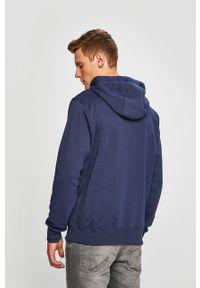 Niebieska bluza rozpinana Nike Sportswear z kapturem, na co dzień, casualowa