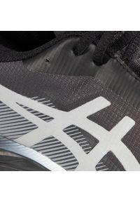 Szare buty do biegania Asics z cholewką