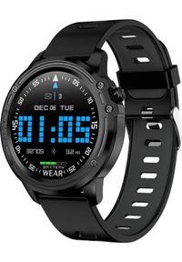 Smartwatch Pacific 14-1 Czarny. Rodzaj zegarka: smartwatch. Kolor: czarny