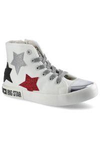 Big-Star - Sneakersy BIG STAR II374029 Biały. Kolor: biały