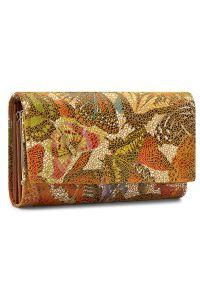 Żółty portfel Stefania