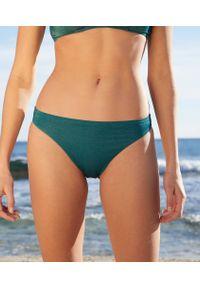 Paige Błyszczące Majtki Bikini Od Kostiumu Kąpielowego - 36 - Zielony - Etam. Kolor: zielony. Materiał: materiał, tkanina