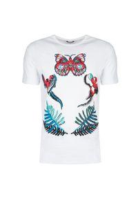 T-shirt Antony Morato casualowy, z nadrukiem, na co dzień