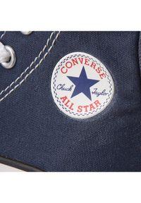 Niebieskie buty zimowe Converse