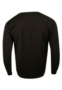 Sweter Elkjaer elegancki, w geometryczne wzory, na co dzień