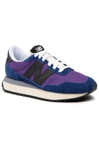 New Balance Sneakersy WS237SA Fioletowy. Kolor: fioletowy