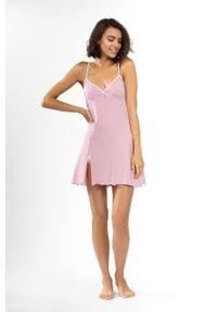 Różowa piżama Lorin