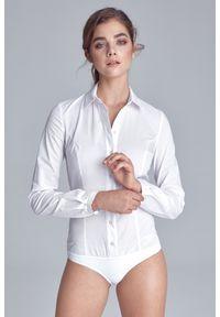 Biała koszula Nife klasyczna