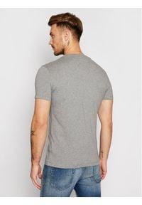 Calvin Klein Jeans T-Shirt Institutional J30J307852 Szary Slim Fit. Kolor: szary