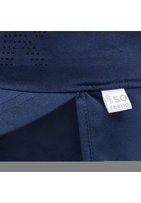 Reima - Czapka z daszkiem REIMA - Biitsi 528705 Navy 6980. Kolor: niebieski. Materiał: poliester, materiał #5