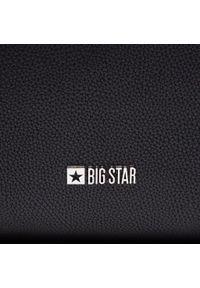 Big-Star - Torebka BIG STAR - HH574053 Black. Kolor: czarny. Materiał: skórzane