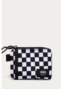 Czarny portfel Vans