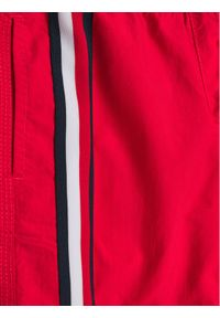 Czerwone kąpielówki TOMMY HILFIGER #4