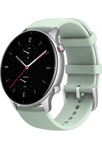 AMAZFIT - Smartwatch Amazfit GTR 2E Zielony (ZEG-SMW-0090). Rodzaj zegarka: smartwatch. Kolor: zielony