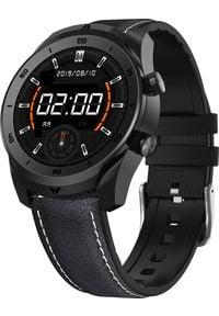 Smartwatch Pacific 15-1 Czarny (PACIFIC 15-1). Rodzaj zegarka: smartwatch. Kolor: czarny