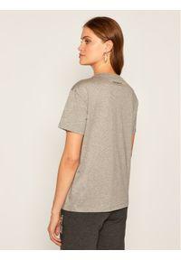 Emporio Armani T-Shirt 6G2T7M 2J95Z 0616 Szary Regular Fit. Kolor: szary