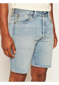 Niebieskie spodenki jeansowe Levi's®