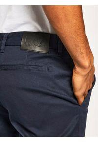Niebieskie spodnie EA7 Emporio Armani