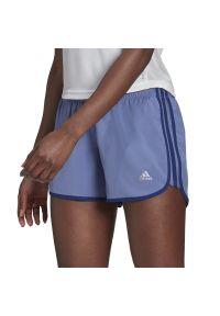 Adidas - adidas Marathon 20 > H31063. Materiał: materiał, poliester. Wzór: aplikacja