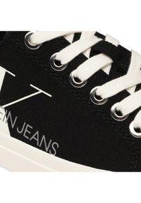 Czarne trampki Calvin Klein Jeans