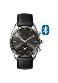Kronaby Połączony wodoodporny zegarek A1000-0718 szekli. Styl: retro