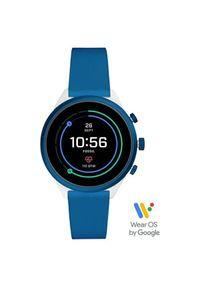 Zegarek Fossil sportowy, smartwatch