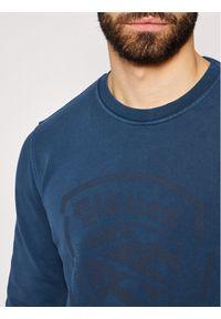 Blauer Bluza 21SBLUF03409 006011 Niebieski Regular Fit. Kolor: niebieski