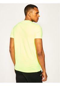 Superdry T-Shirt Outline Pop Tee M1010133A Regular Fit. Kolor: żółty