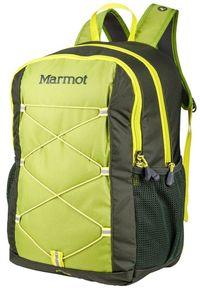 Marmot plecak Kid's Arbor Green Lichen/Rosin Green. Kolor: zielony