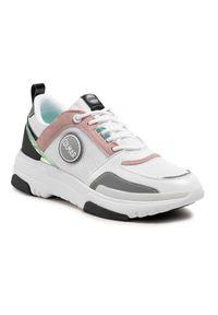 Colmar Sneakersy Ayden Hazy 103 Biały. Kolor: biały