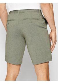 Only & Sons - ONLY & SONS Szorty materiałowe Mark 22018669 Zielony Regular Fit. Kolor: zielony. Materiał: materiał