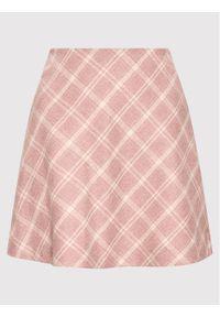 Samsoe & Samsoe - Samsøe Samsøe Spódnica trapezowa Keira F21200045 Różowy Regular Fit. Kolor: różowy