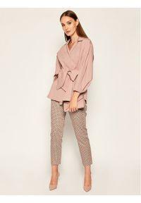 Różowa bluzka Weekend Max Mara