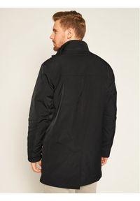 Czarna kurtka przejściowa Pierre Cardin